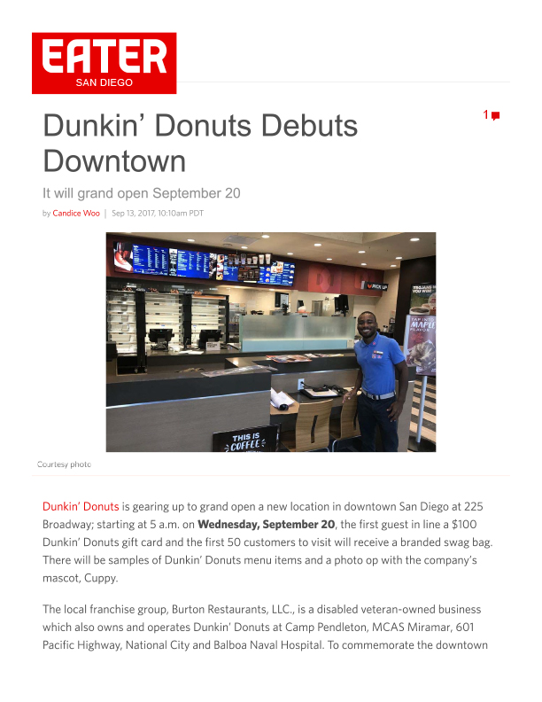 Fa 09.13.2017 Eater Sd Dunkin Donuts Debuts Downtown