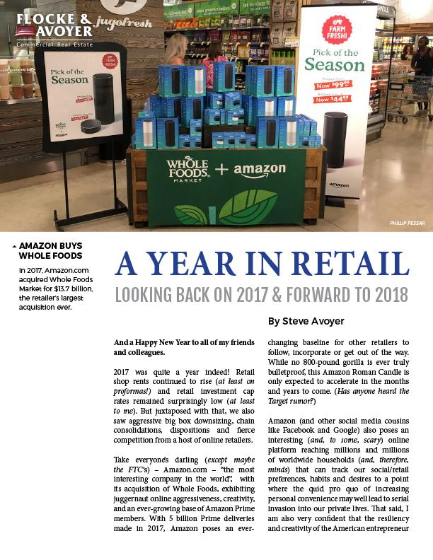 Fa Steve Avoyer A Year In Retail