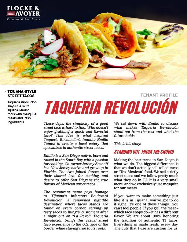 Fa Tenant Profile Taqueria Revolucion
