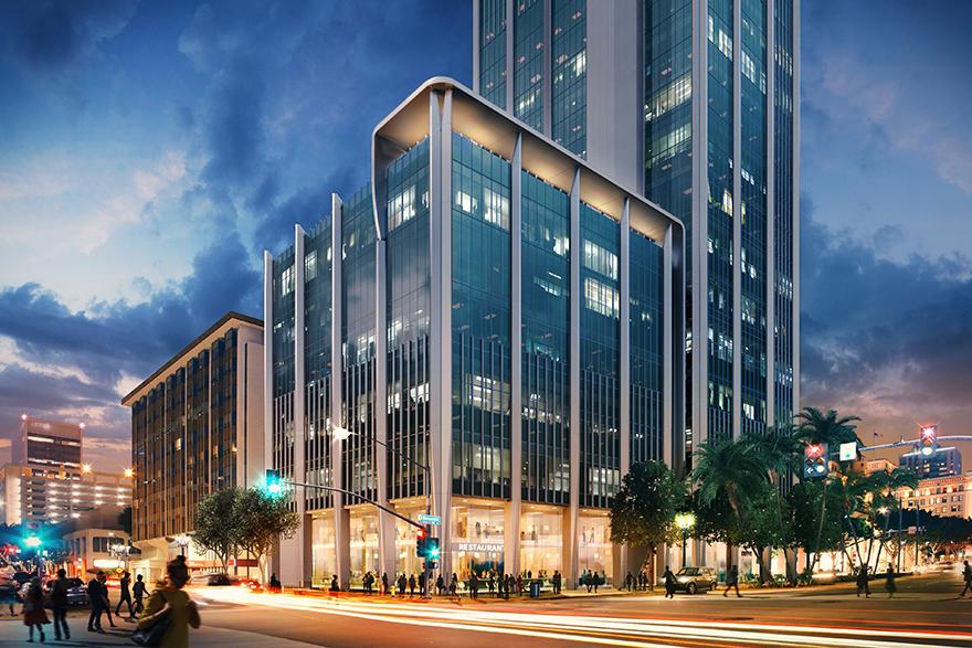Usg Tower 180 Civic Core
