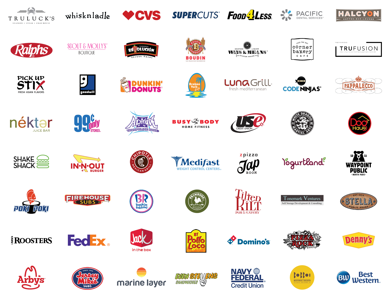 Tenant Group Logos