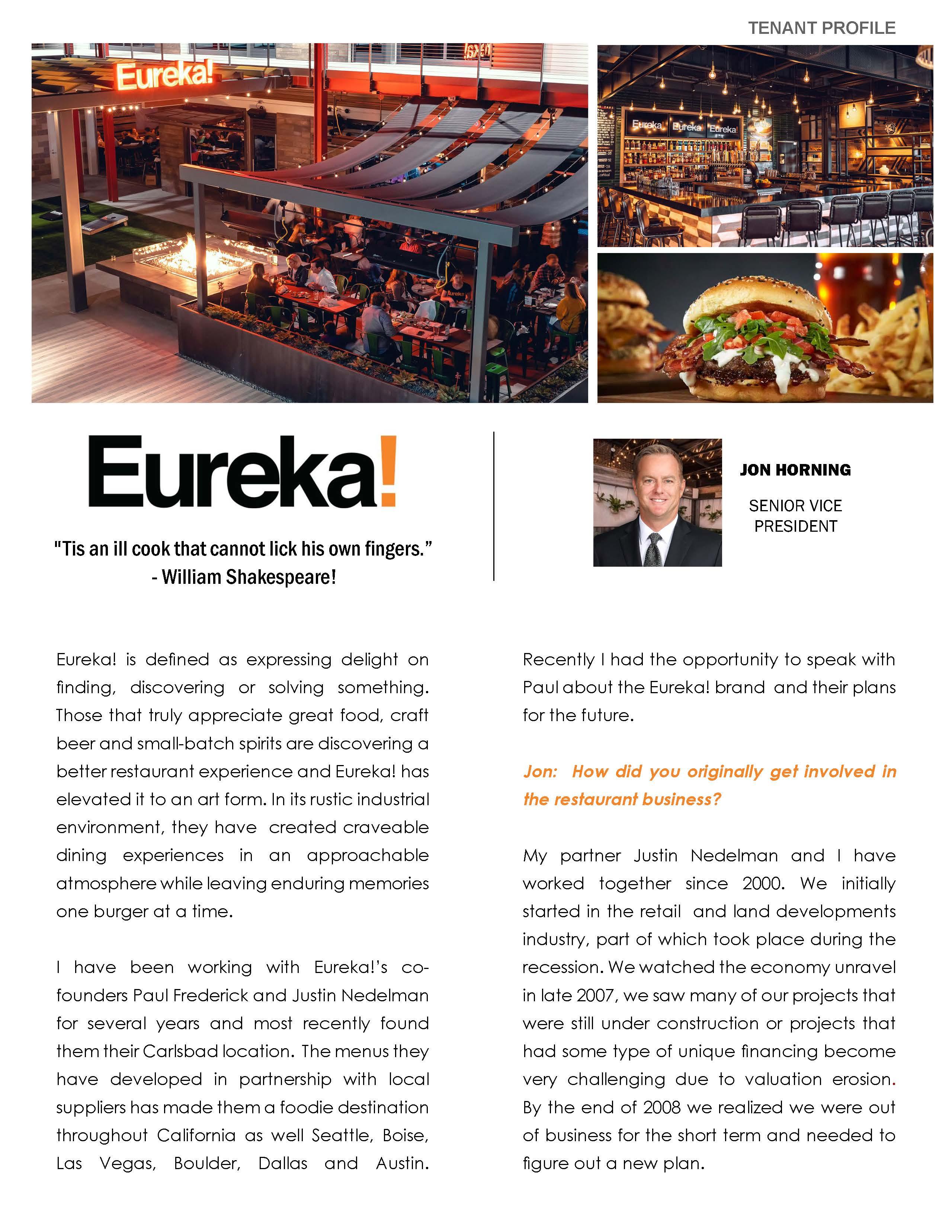 Fa Eureka! Page 1
